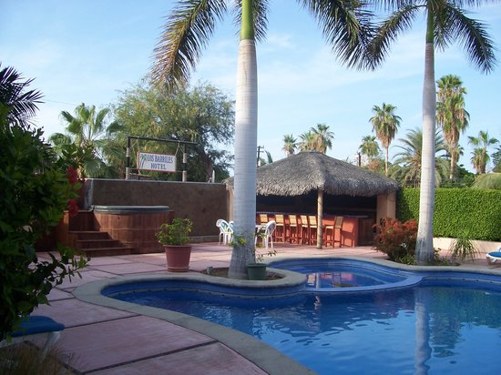 Los Barriles, México: Lovely pool.