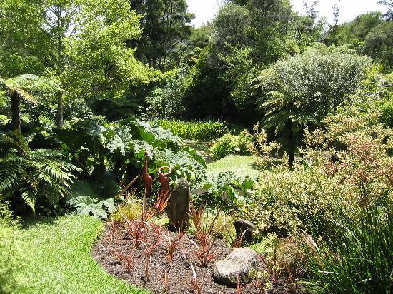 RAPAURA Watergardens: Front Garden