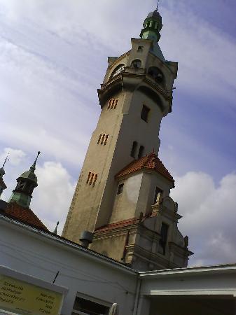Σόποτ, Πολωνία: Leuchtturm von Sopot