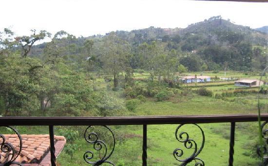 Rionegro, Colombia: vista del hotel