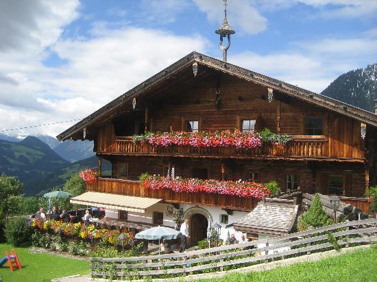 Alpbach, Austria: Rossmoos