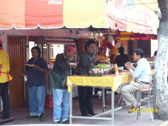 Taqueria El Pastorcito: Those are the Tacos