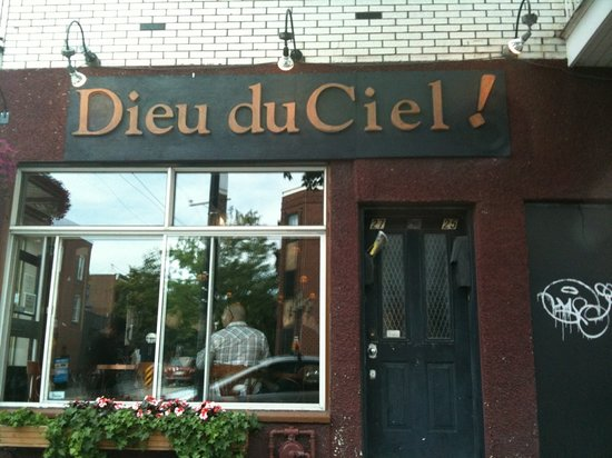 Photo of Nightclub Dieu du Ciel at 29 West Laurier Ave, Montreal H2T 2N2, Canada