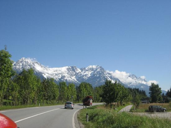 Kitzbuhel, Austria: Wilder Kaiser Mountain range