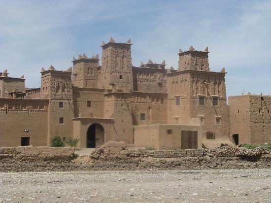 Hotel Kasbah Mohayut: historic kasbah