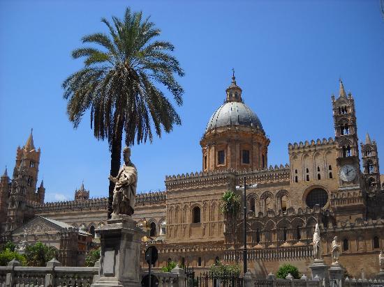 Hotel Verdi: Palermo Cathedrale