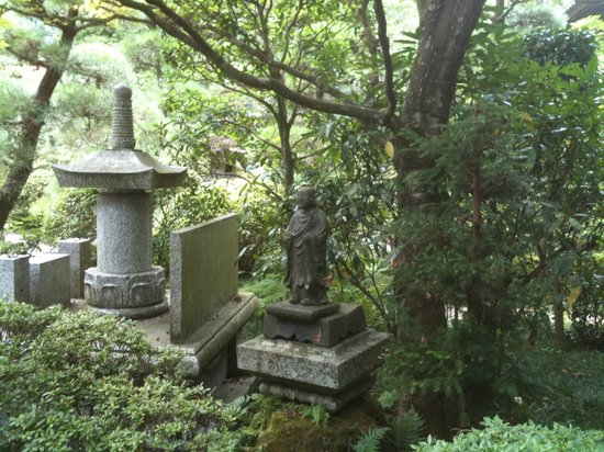 Zuiho Temple: 瑞鳳寺 像を発見