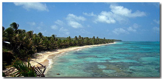 Little Corn Island, นิการากัว: Casa Iguana Eco-Lodge and 30 Acre Reserve