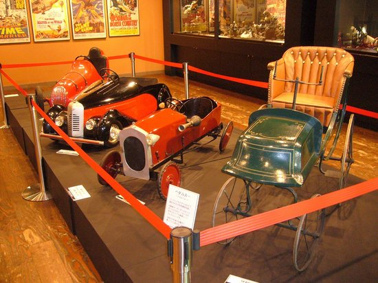 Hakone Kitahara Toys Museum
