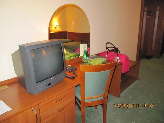 Hotel Belweder: Desk