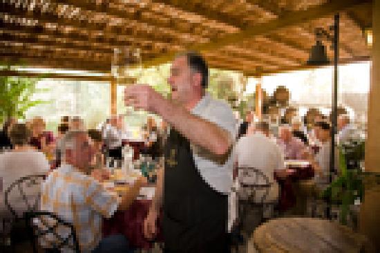 Tenuta Torciano: Wine Tasting School