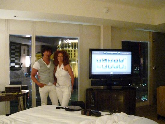 Mandarin Oriental, Las Vegas: Fantastiche vedute sulla city!