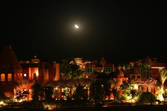 Sheraton Miramar Resort El Gouna: Comme un palais des mille et une nuits