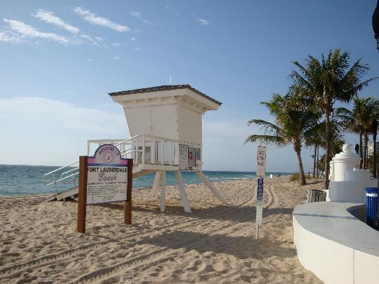 Форт-Лодердейл, Флорида: Fort Lauderdale Beach