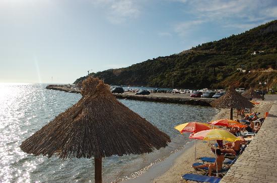 Limni Keri, اليونان: Keri beach 2