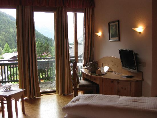 Bad Kleinkirchheim, Austria: vista verso il terrazzo