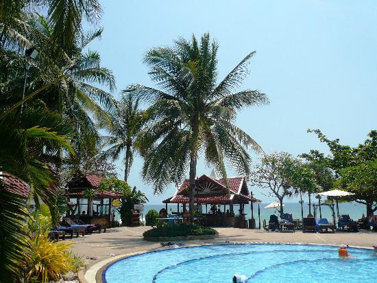 Chaweng Buri Resort : der Pool
