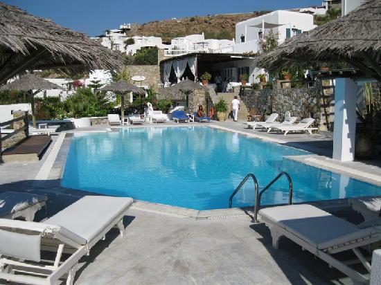Apollonia Hotel & Resort: hotel di giorno