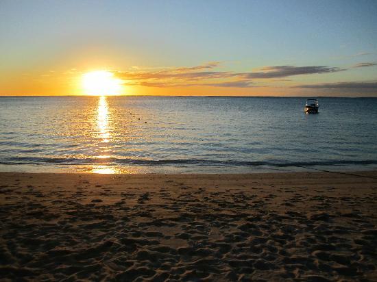 Paradis Beachcomber Golf Resort & Spa: Sundowner