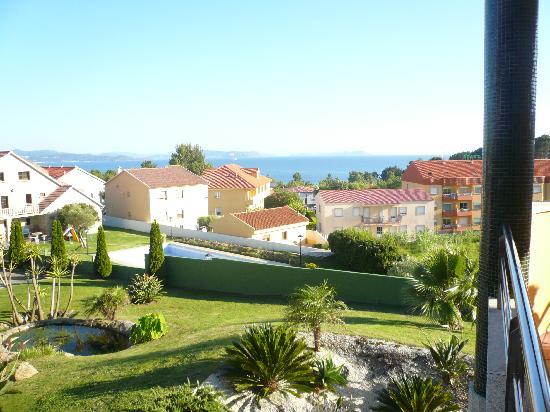 Sanxenxo, Ισπανία: vistas desde la terraza