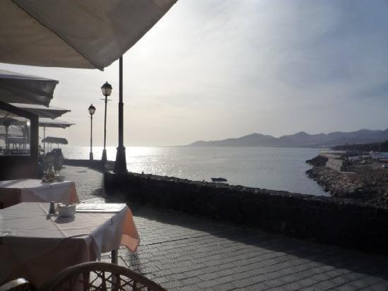 BelleVue Aquarius : View from old town restaurants