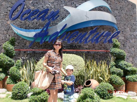 Ocean Adventure: me & my son