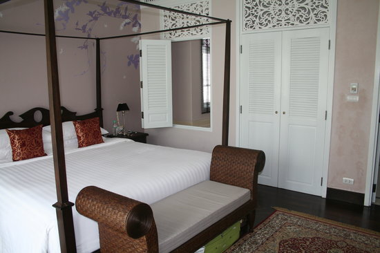 Ping Nakara Boutique Hotel & Spa: Notre chambre