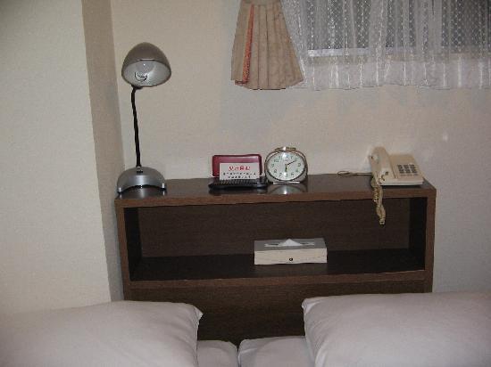 โรงแรมยานาจิจิบาชิ: Habitación doble