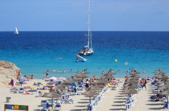 Club Hotel Tropicana Mallorca: plage du club