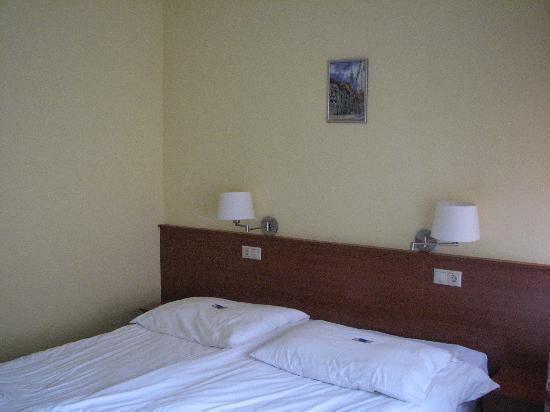 Hotel Palatinus: Room