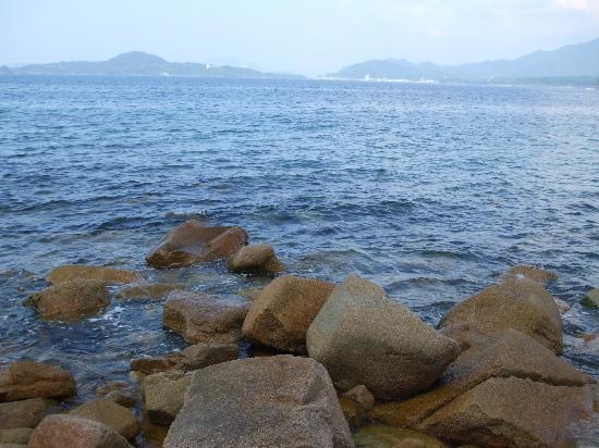 Hagi, Ιαπωνία: NihonKai (Mare del Giappone)
