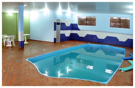 Dom Pedro I Palace Hotel: Piscina Cilmatizada