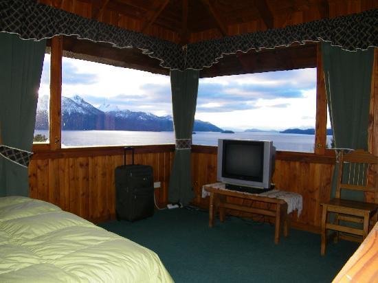 Apart Hotel Cabanas Balcon al Lago: la vista desde el cuarto