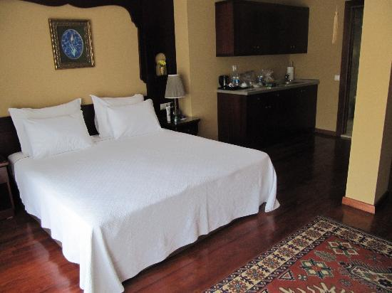 Sirkeci Mansion: Our room