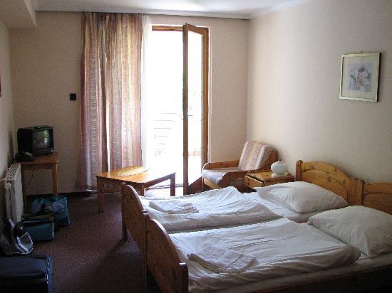 Room 206 Hotel Bacchus Keszthely
