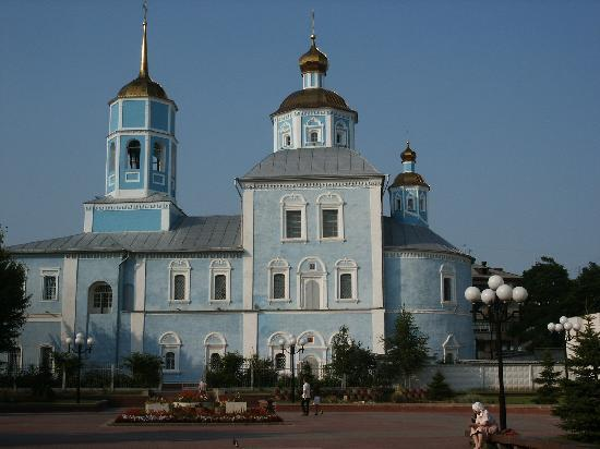 Belgorod, Rusia: Smolenskiy church