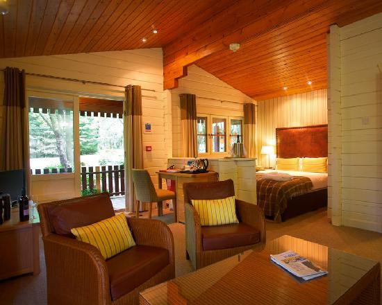 Woodland Lodge at Chevin Country Park Hotel & Spa