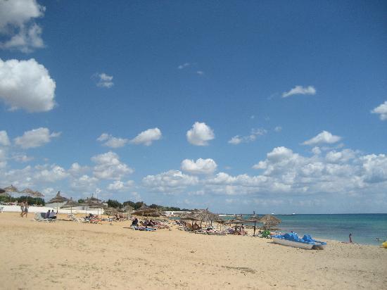 Happy Days Sultan Beach: la plage
