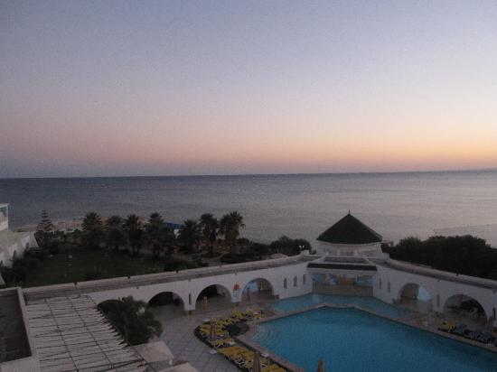Happy Days Sultan Beach: vue des chambres