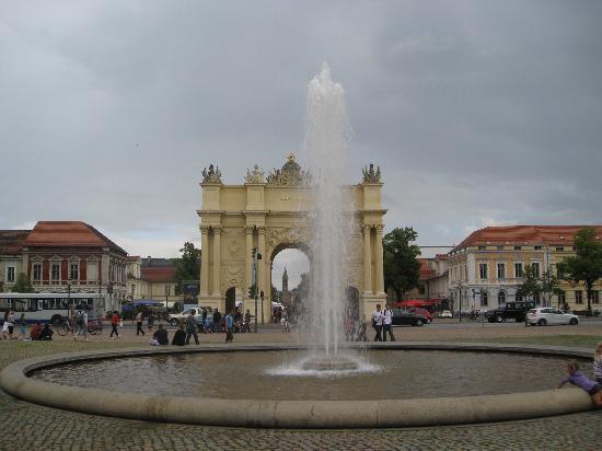 Inselhotel Potsdam : Brandenburger Tor