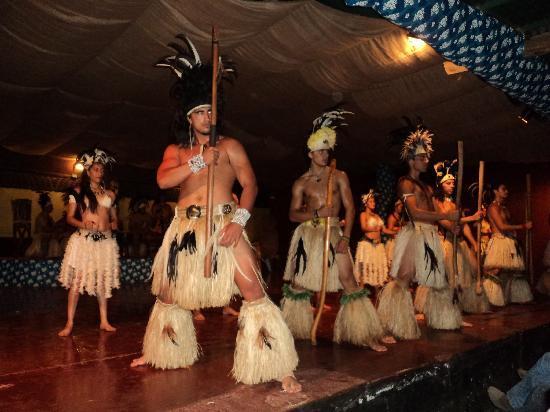 Hanga Roa, Chile: el baile