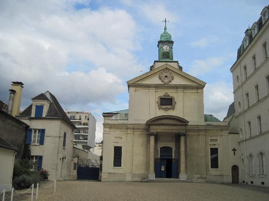 Cimetière de Picpus : Chapel