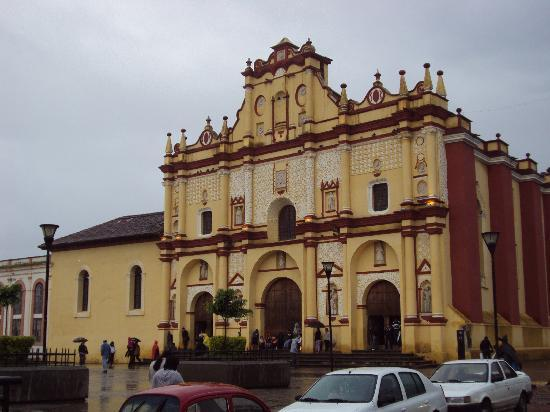 San Cristobal de las Casas, Meksika: un pueblo magico