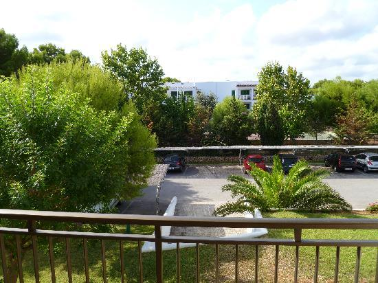 Apartamentos Cala d'Or Playa: Private parking (parcheggio privato)