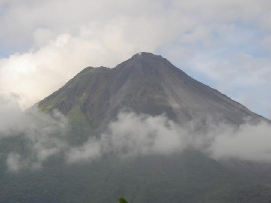 Arenal Springs Resort and Spa: Volcano
