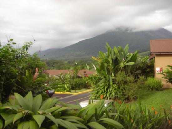 Arenal Springs Resort and Spa: View From Room