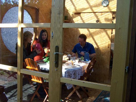 Pension Ingrid: Little breakfast cottage