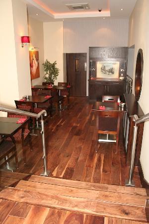 Dun A Ri House Hotel: modern restaurant
