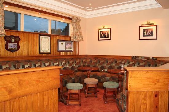 Dun A Ri House Hotel: cosy pub