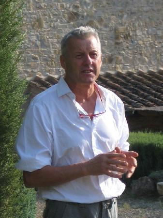 Tenuta Casanova: The owner introducing himself